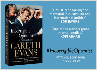 Book Signing Banner Live National Press Club Launch Of Gareth Evans S