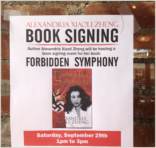 Book Signing Poster Examples Book Signing Poster For Promoting Book Google Search
