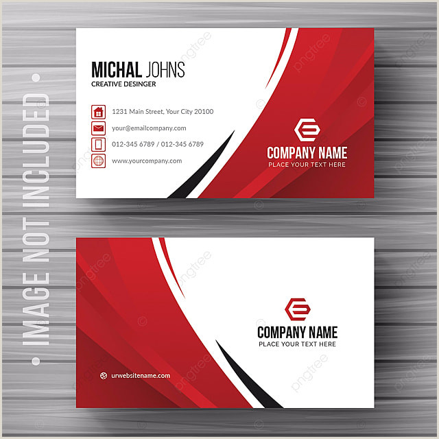 Buiness Card Template Business Card Templates For Free Download On Tree