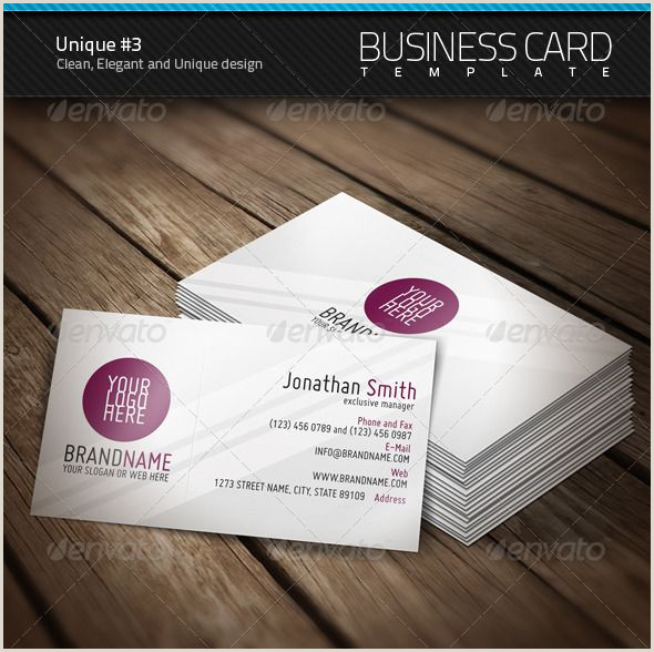 Buisness Card Designs Unique Business Card 3 — Shop Psd Corporate Easy To