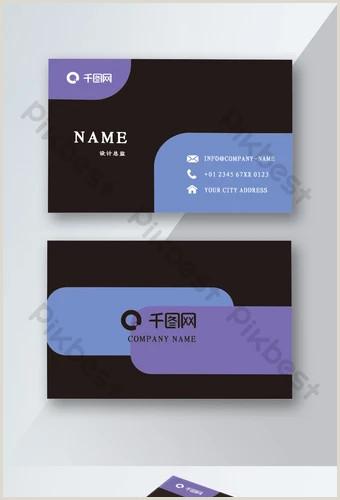 Buisness Card Graphics Vector Business Card Templates