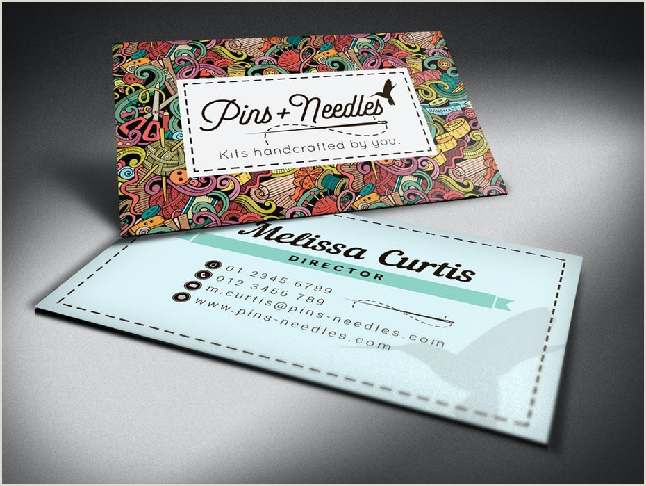 Buisness Card Idea 28 Top Business Card Ideas That Seal The Deal