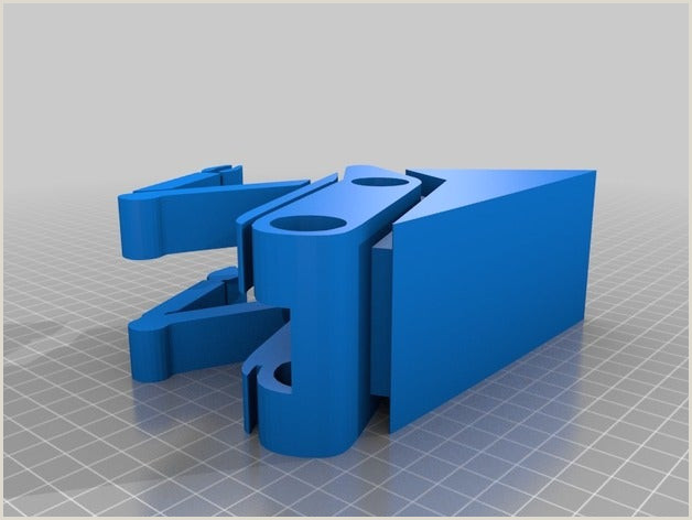 Buisness Card Information Endeavor Robotics Buisness Card Holder By Jnewten Thingiverse