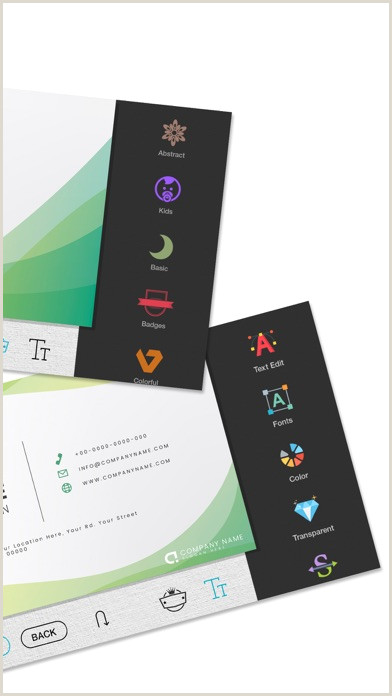 Buisness Cards Design Business Card Editor By Patel Rajendrakumar Ios United