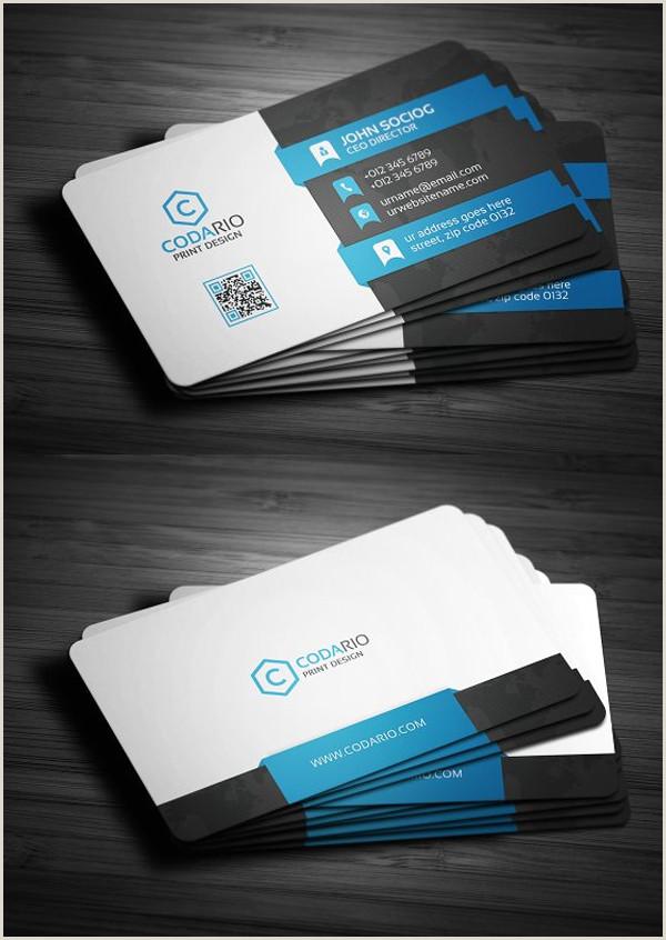 Business Card Back Design 80 Best Of 2017 Business Card Designs Design