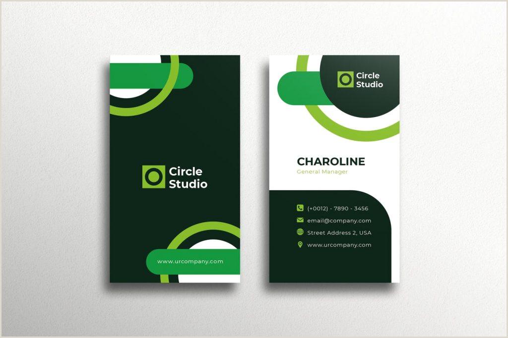 Business Card Back Side Best Business Card Design 2020 – Think Digital