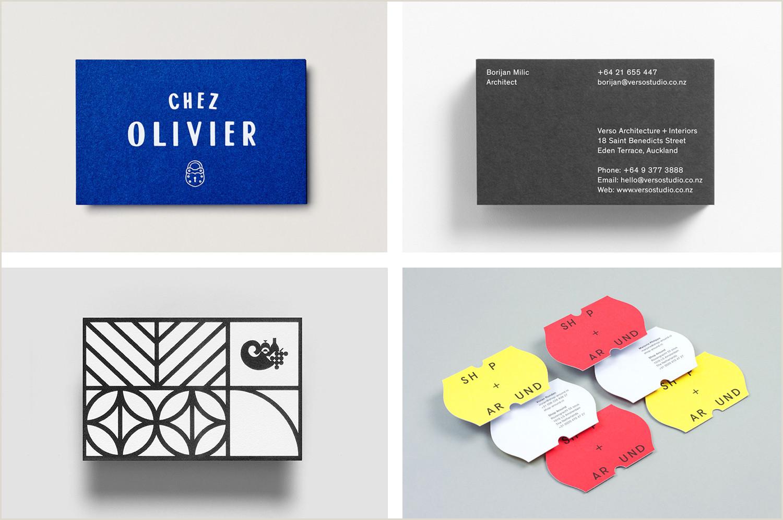 Business Card Branding Business Card Design Gallery & Inspiration — Bp&o