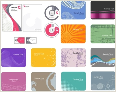 Business Card Color Schemes Business Card Background Color Free Vector 79 962