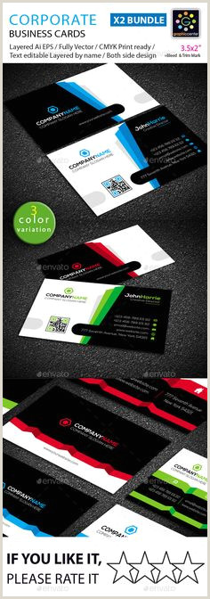 Business Card Colors 100 Cardname Images In 2020