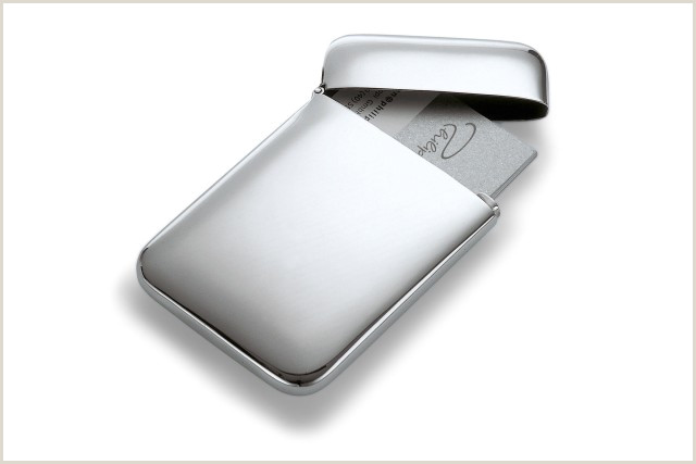 Business Card Contact Info Cushion Business Card Case