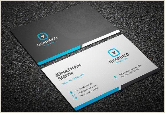 Business Card Description Clean Corporate Business Card 11