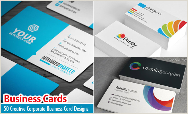 Business Card Design 50 Funny And Unusual Business Card Designs From Top Graphic