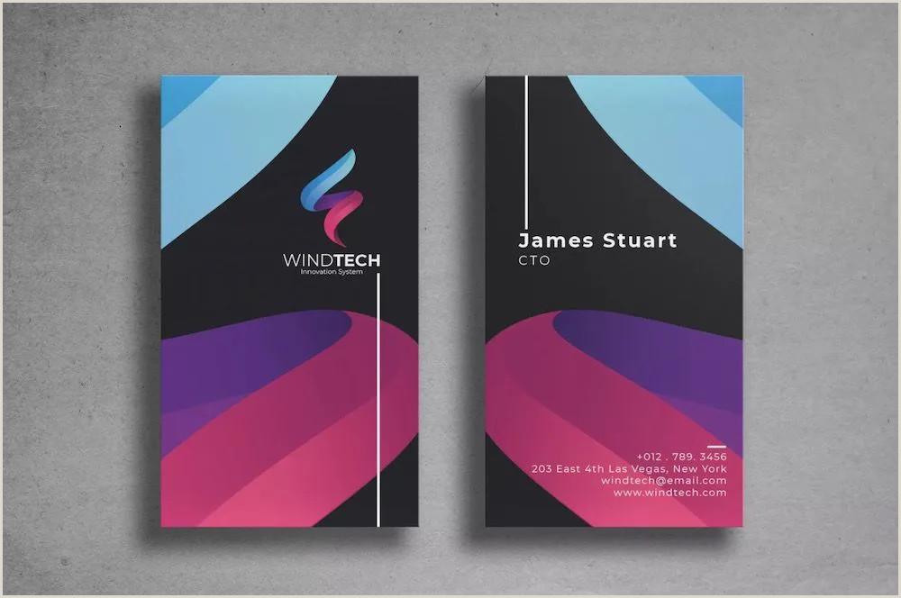 Business Card Designs 2020 Creative Business Card Templates