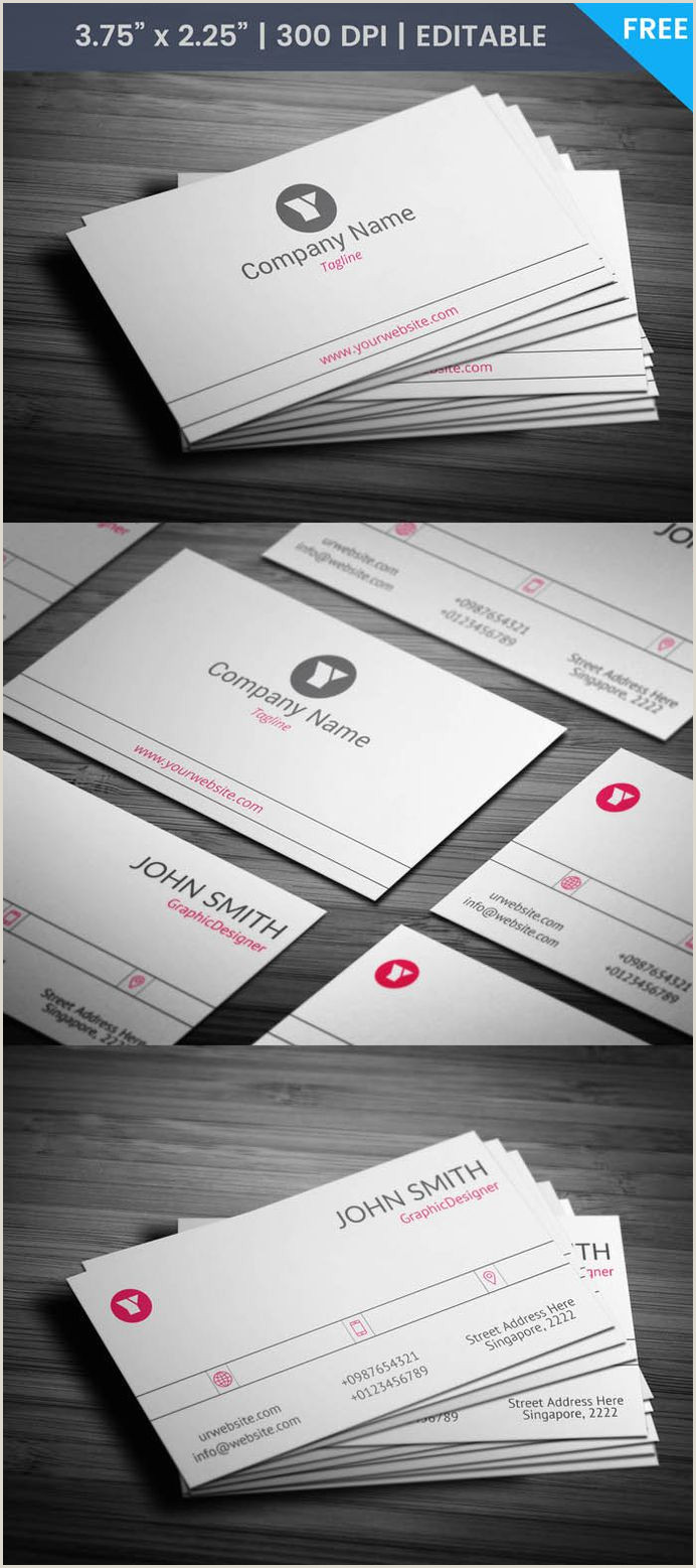 Business Card Designs Templates Creative Free Business Card Templates And Tutor Image