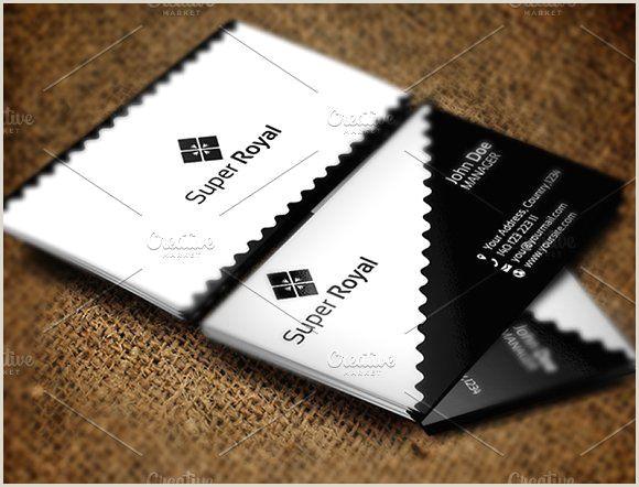 Business Card Details Super Royal Business Card