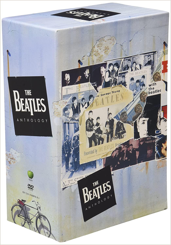Business Card Drop Box Ideas Amazon The Beatles Anthology John Lennon Paul