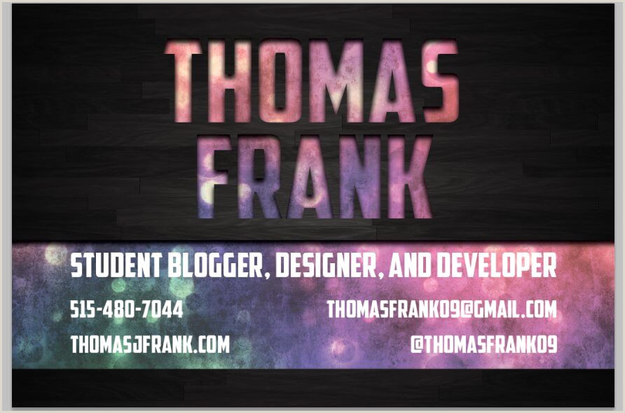 Business Card Drop Box Ideas How To Create Your Own Jaw Dropping Business Cards