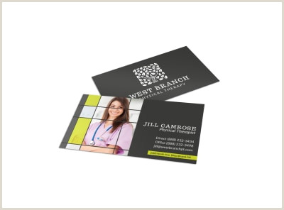 Business Card Examples With Social Media Social Media Marketing Business Card Template