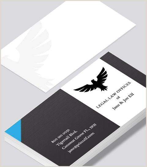 Business Card Format Modern Contemporary Business Card Design Legal Law Business