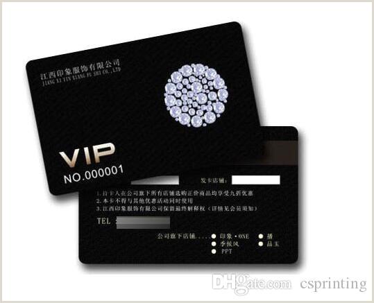 Business Card Formats 2020 Custom Matt Business Card Cr80 Plastic Pvc Privilege Card Printing Matt Finish Membership Card From Csprinting $218 1