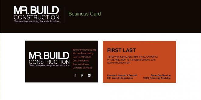 Business Card Idea 14 Popular Hardwood Flooring Business Card Template