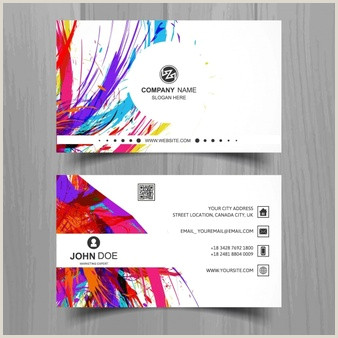 Business Card Ideas For Artists Artist Business Card