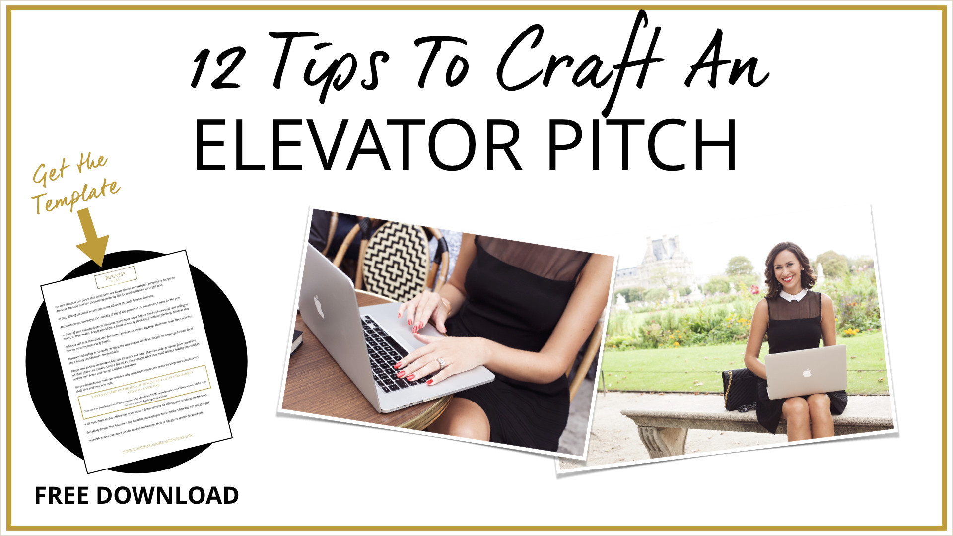 Business Card Ideas For Crafters 12 Tips To Craft An Elevator Pitch That Makes An Impact