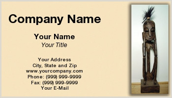 Business Card Ideas For Crafters Handmade Arts & Crafts Business Cards