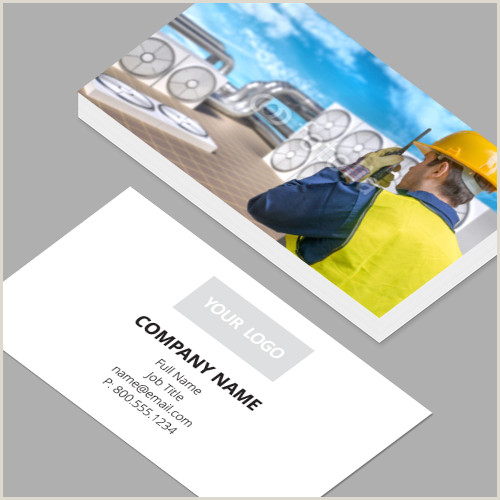 Business Card Layout Business Cards Standard Horizontal Customizable Design
