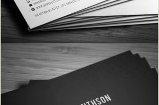 Business Card Layout Template 25 New Modern Business Card Templates Print Ready Design