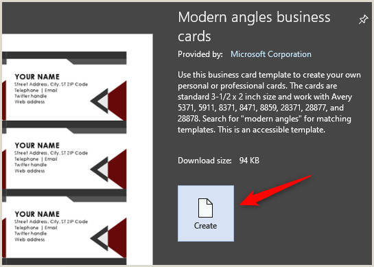 Business Card Layout Word How To Design Business Cards Using Microsoft Word