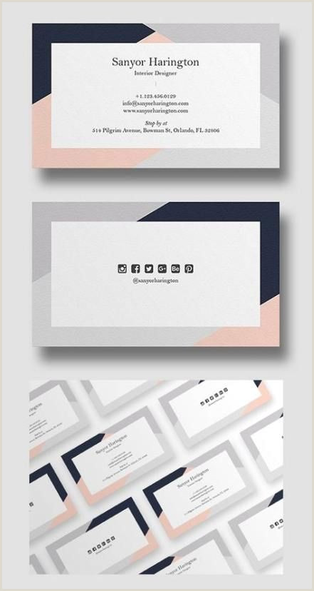 Business Card Logo Ideas 56 Ideas Unique Business Cars Design Stationery For 2019