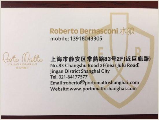 Business Card Pictures Business Card To Find Porto Matto Picture Of Porto Matto