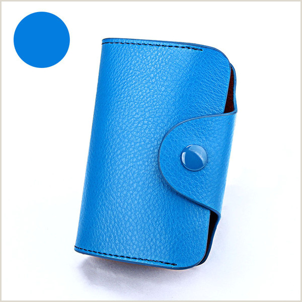 Business Card Simple Design 2020 Simple Design Uni Organ Business Card Holder Genuine Leather Bank Card Case Fashion Hasp Wallet Coin Purse Sugar Color Free Dhl From