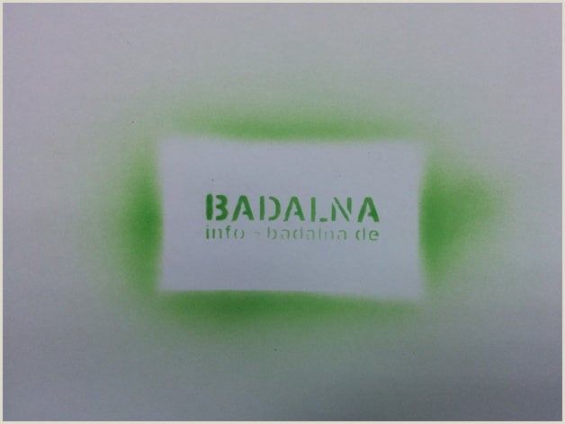Business Card Text Badalna Business Card Stencil By Fillsoko Thingiverse