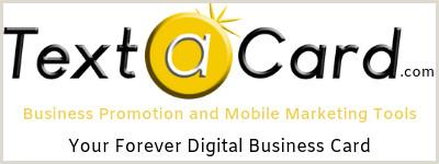Business Card Text Business Digital Business Card