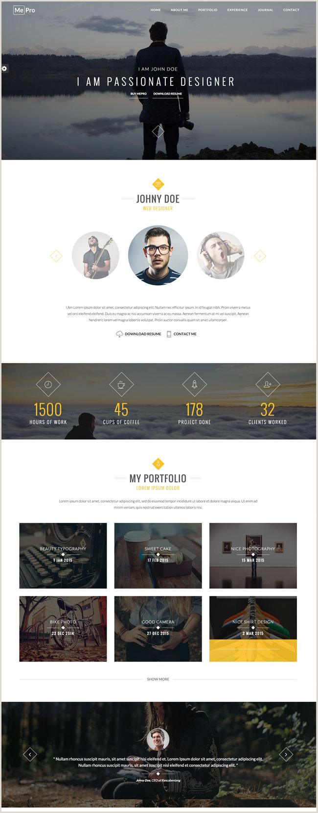 Business Card Website Template 30 Best HTML Virtual Business Card Templates 2016 Designmaz