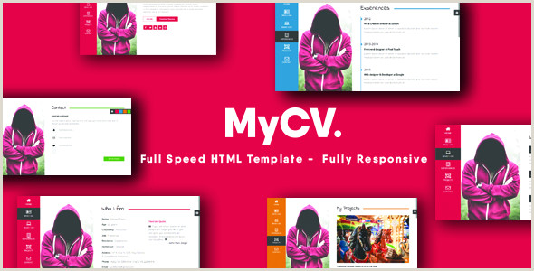 Business Card Website Template Business Cards Website Templates From Themeforest