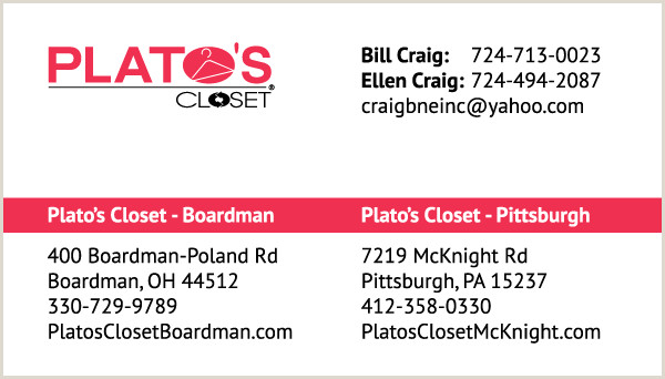 Business Card With 2 Addresses Business Cards – 2 Addresses Side By Side – Designparc Store