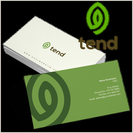 Business Card With Logo 99designs Logo & Business Card