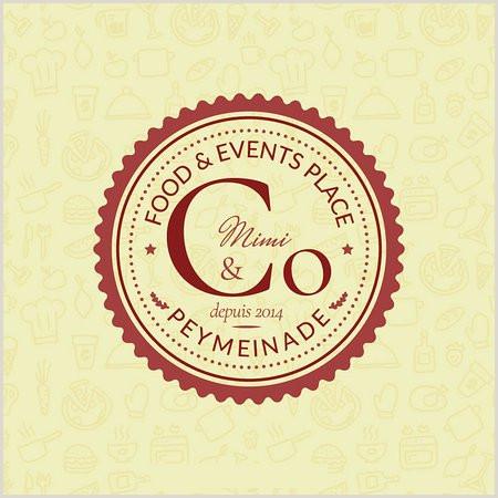 Business Card With Logo Nouveau Logo Picture Of Mimi&co Peymeinade Tripadvisor