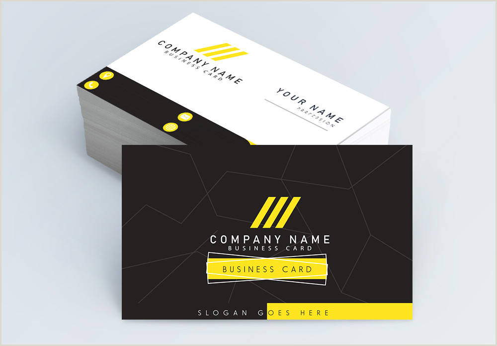 Business Card With Photo And Logo 4900 Designer Pictures Designer Business Card Templates