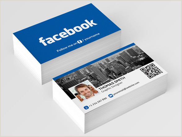 Business Card With Social Media Eight Awesome Examples Of Social Media Business Cards