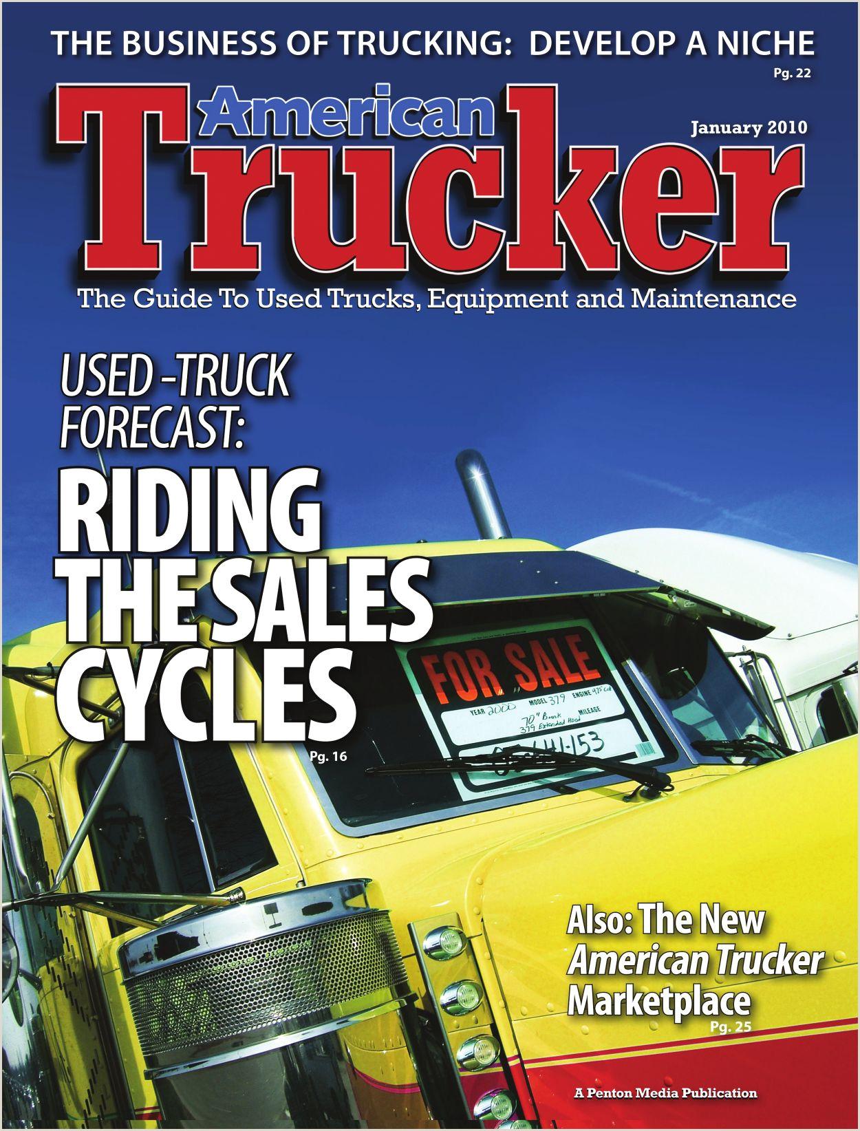 Business Cardd American Trucker January East 2010 By American Trucker Issuu