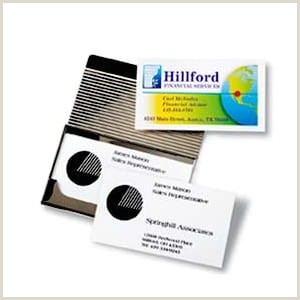 Business Cards At Home Do It Yourself Business Cards