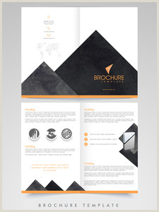 Business Cards Back And Front Front And Back Side Presentation Of A Creative Business Card