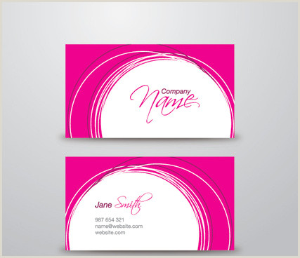 Business Cards Beautiful Unique Nature Water Water Background Business Cards Free Vector 70 225