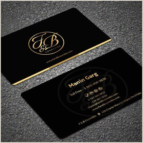 Business Cards Black And Gold Black & Metallic Gold Business Cards We Are A Private Label