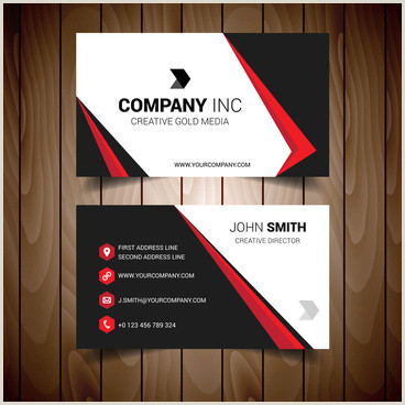 Business Cards Black And Gold Black And Gold Business Cards Free Vector 33 461