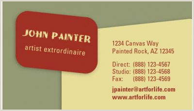 Business Cards Examples Professional Professional Business Cards Print Design Gallery Free